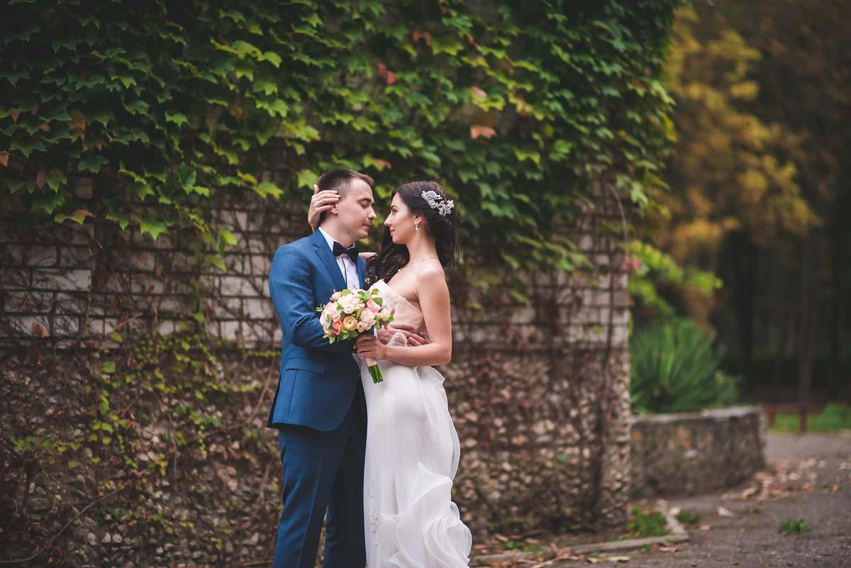 Свадебное фото без обработки