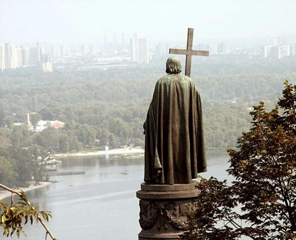 Праздник крещение на руси фото